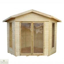 Corner Wooden Summerhouse