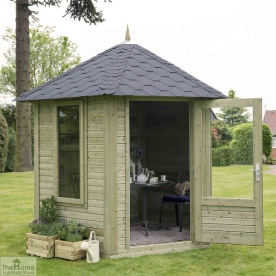 Small Wooden Summerhouse_1