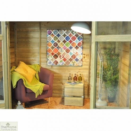 Small Traditional Wooden Summerhouse_3