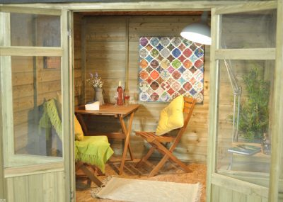 Small Traditional Wooden Summerhouse_2