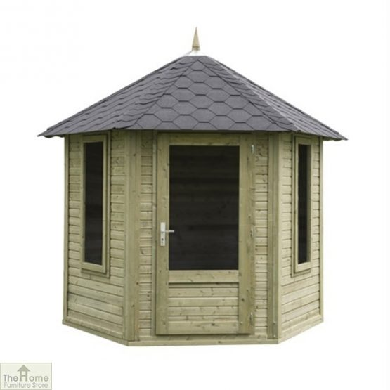 Small Wooden Summerhouse