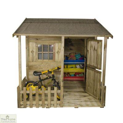 Children's Cottage Playhouse_2