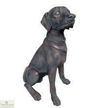 Labrador Dog Garden Statue