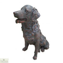 Spaniel Dog Garden Statue