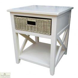 Casamoré Somerset 1 Drawer Lamp Table
