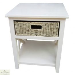 Casamoré Somerset 1 Drawer Lamp Table_1