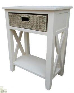 Casamoré Somerset 1 Drawer Telephone Table_1