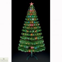 1.8m Colour Changing Christmas Tree