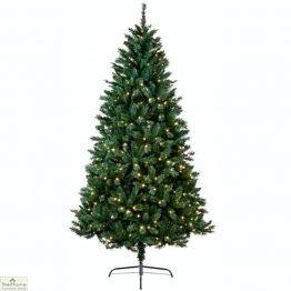2.1m Pre-Lit Christmas Tree