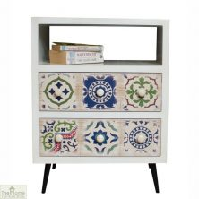 Casamoré Avallon 1 Shelf 2 Drawer Unit