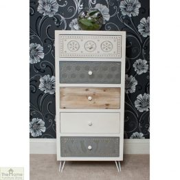 Casamoré Sestri 5 Drawer Tallboy_1