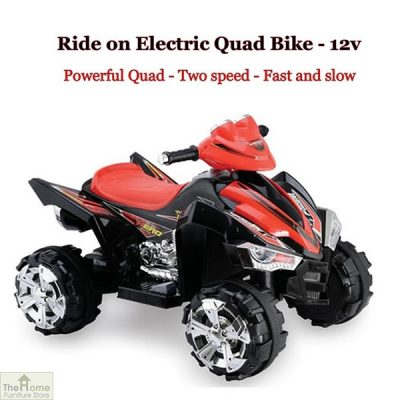 Predatour 12v Electric Ride on Quad Bike_1