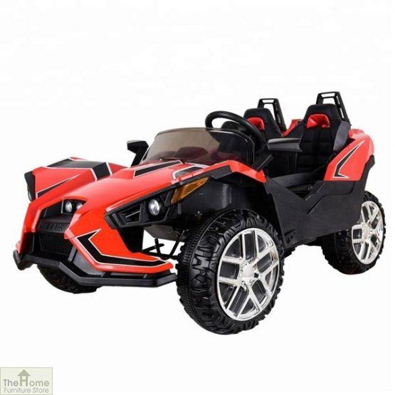 Polaais 12V Electric Ride on Buggy