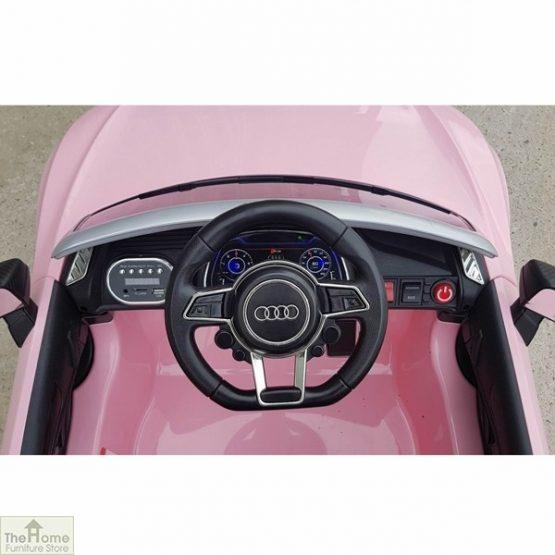 Licensed Audi 12v Electric Ride on Car_7