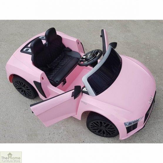 Licensed Audi 12v Electric Ride on Car_6