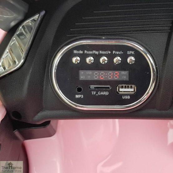 Licensed Audi 12v Electric Ride on Car_8