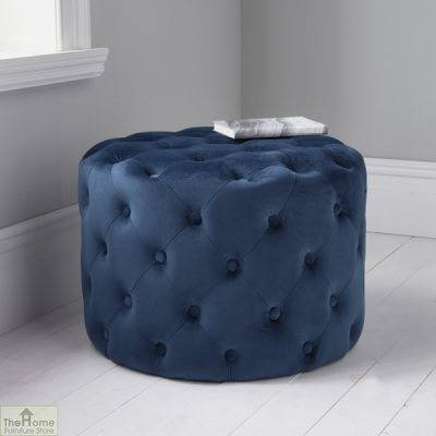 Tufted Pouffe Stool_1