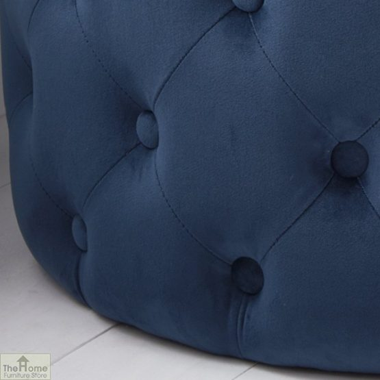 Tufted Pouffe Stool_2