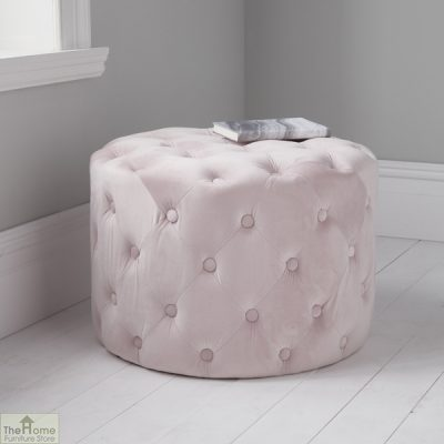 Tufted Pouffe Stool_7