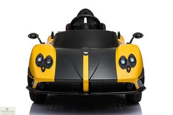 Licensed Pagani Zonda 12v Ride on Car_10