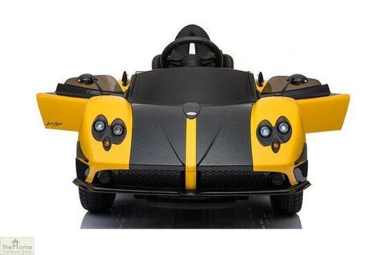 Licensed Pagani Zonda 12v Ride on Car_11