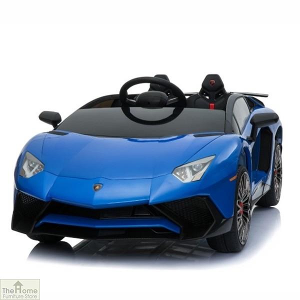 Lamborghini Furniture: Licensed Lamborghini 12v Electric Ride On Car
