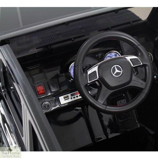 Mercedes Jeep 12v Ride on Car_14