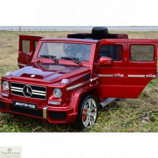 Mercedes Jeep 12v Ride on Car_4