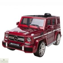 Mercedes Jeep 12v Ride on Car
