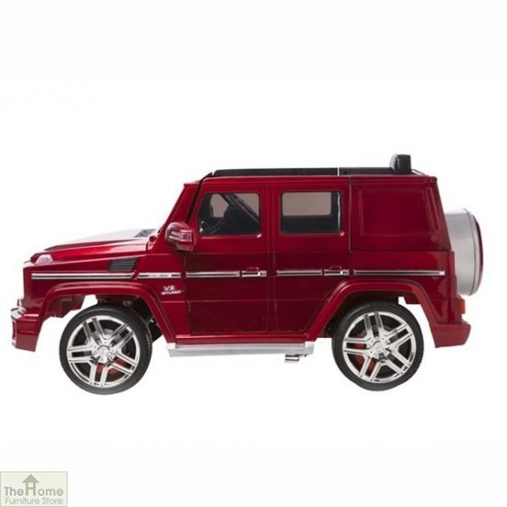 Mercedes Jeep 12v Ride on Car_5