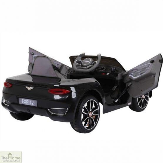 Licensed Bentley 12v Electric Ride on Car_12
