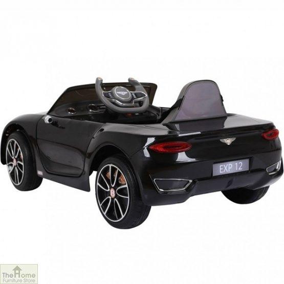 Licensed Bentley 12v Electric Ride on Car_14