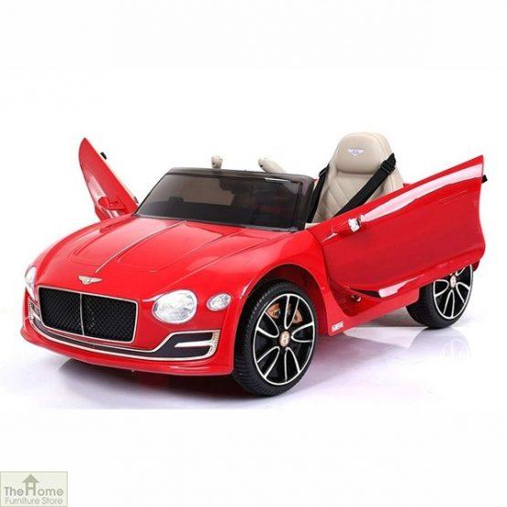 Licensed Bentley 12v Electric Ride on Car_1