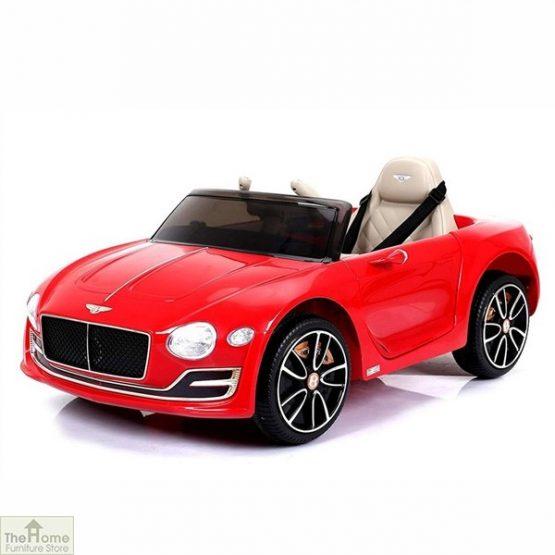 Licensed Bentley 12v Electric Ride on Car