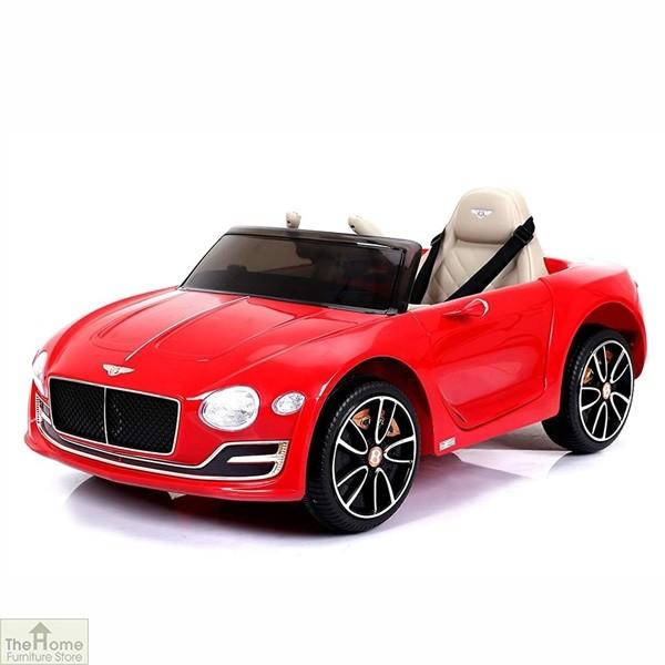Bentley Kids Electric Cars Licensed 6v 12v Kids Bentleys: Licensed Bentley 12v Electric Ride On Car