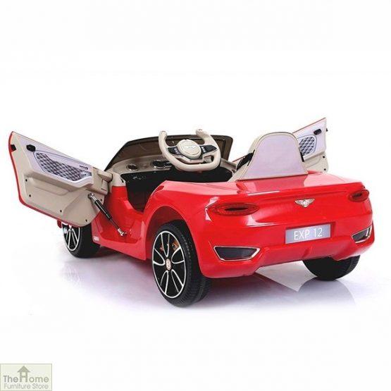 Licensed Bentley 12v Electric Ride on Car_2