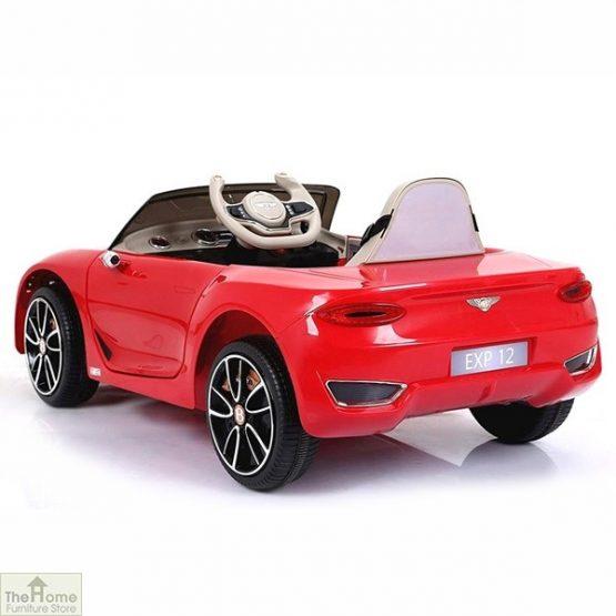 Licensed Bentley 12v Electric Ride on Car_6