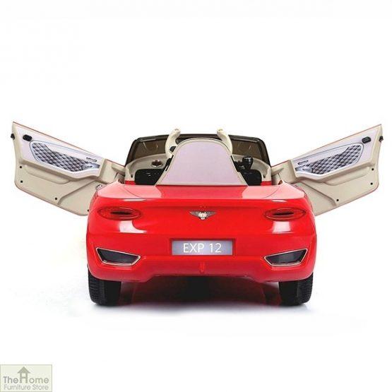Licensed Bentley 12v Electric Ride on Car_3