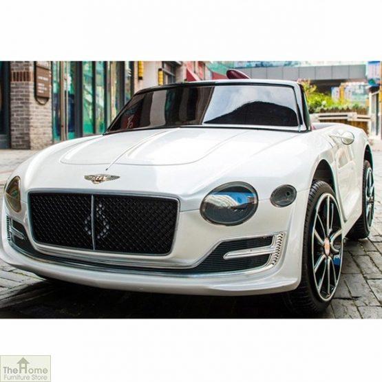 Licensed Bentley 12v Electric Ride on Car_18