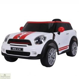 Licensed Mini Cooper 12v Electric Ride on Car