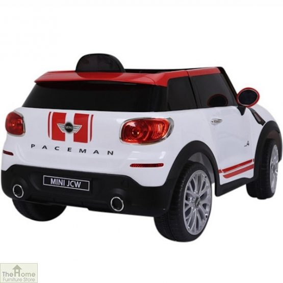 Licensed Mini Cooper 12v Electric Ride on Car_4