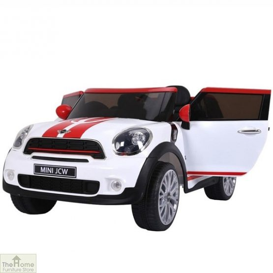 Licensed Mini Cooper 12v Electric Ride on Car_2