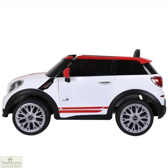 Licensed Mini Cooper 12v Electric Ride on Car_3