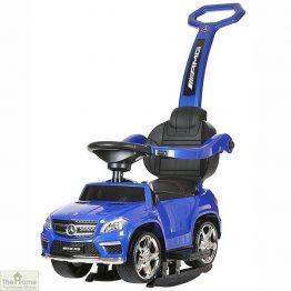Licensed Mercedes Foot to Floor Ride on Car_16