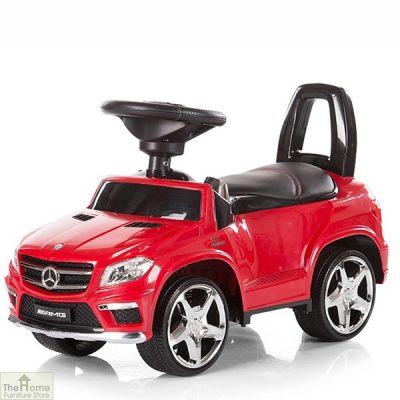 Licensed Mercedes Foot to Floor Ride on Car_3