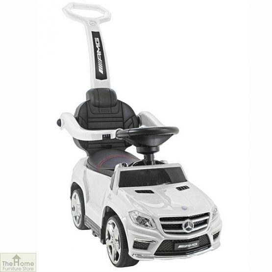 Licensed Mercedes Foot to Floor Ride on Car_8