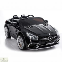 Licensed Mercedes 12v Electric Ride on Car_1
