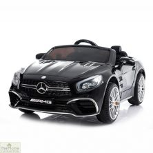 Licensed Mercedes 12v Electric Ride on Car