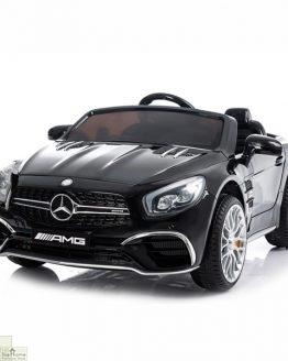 Licensed Mercedes 12v Electric Ride on Car