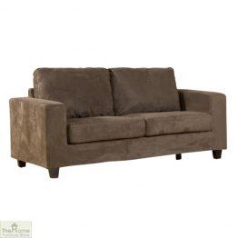 Brampton Fabric 3 Seat Sofa Bed